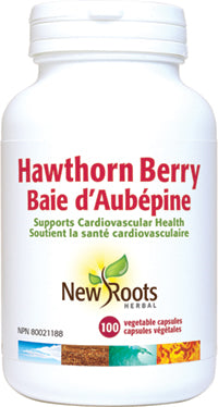 Hawthorn Berry 500mg 100 v capsules
