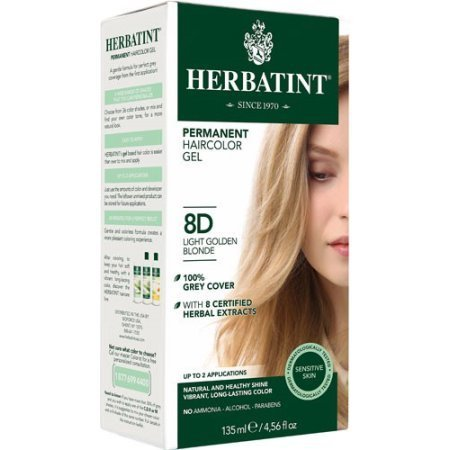 Herbatint 8D - Light Golden Blonde