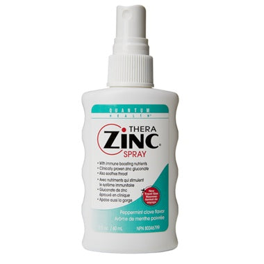 Thera Zinc Throat Spray 60ml