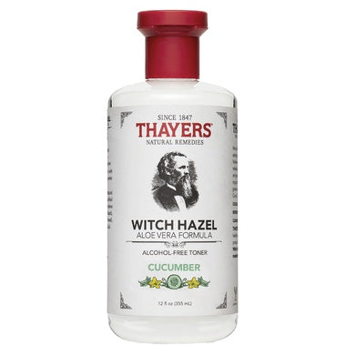 Thayers Witch Hazel Toner Cucumber Alcohol Free 355ml