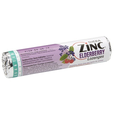 Zinc Elderberry Losenges 14