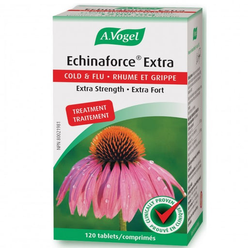 A Vogel Echinaforce Extra 1200mg 120 tabs