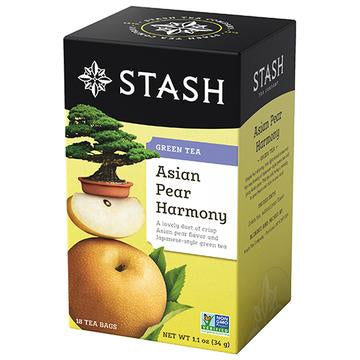 Stash Asian Pear Harmony Green Tea