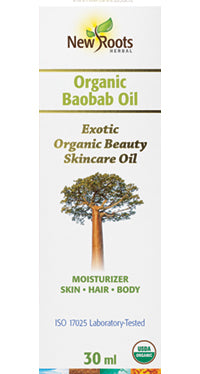New Roots Organic Baobab Oil 30 ml