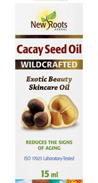 New Roots Cacay Seed Oil