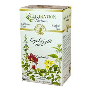 Celebration Herbals Eyebright Herb 24 Bags