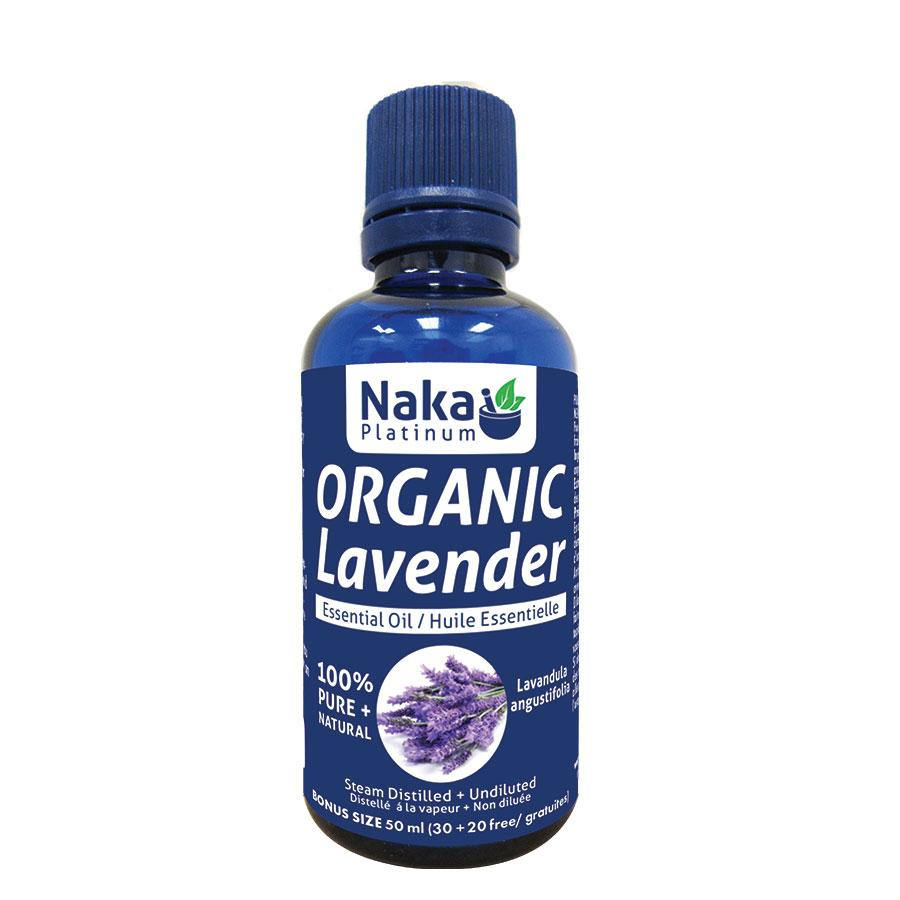 Naka Platinum Lavender Essential Oil 50ml