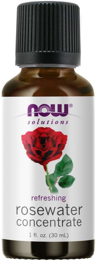 Now Rosewater Concentrate 30ml