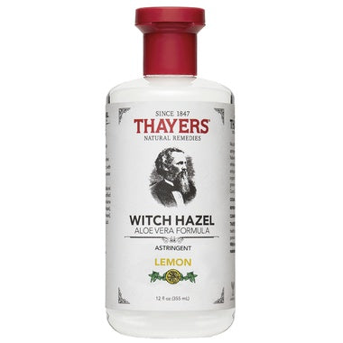 Thayers Witch Hazel Astringent Lemon 355ml