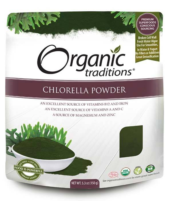 Chlorella Powder 150g