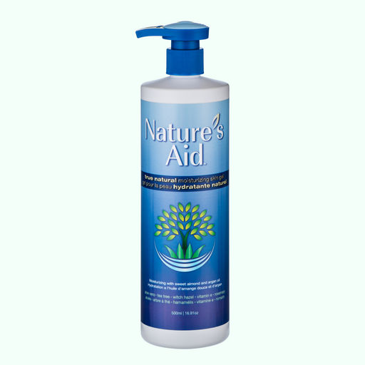 Nature's Aid Natural Moisturizing Skin Gel (500ml/16.9oz