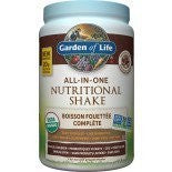 Garden of Life RAW MEAL ALL-IN-ONE Nutritional Shake Chocolate 2lb
