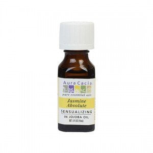 aura Cacia Jasmine Absolute (in Jojoba oil)
