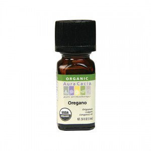 Aura Cacia Organic Oregano Essential Oil 7.4ml