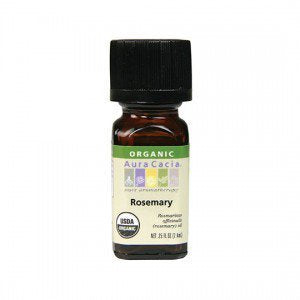 Aura Cacia Organic Rosemary Essential Oil 7.4ml