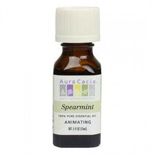 Aura Cacia Spearmint 15ml