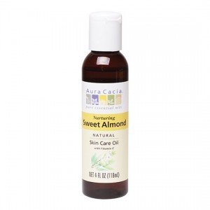 Aura Cacia Sweet Almond Oil 118ml