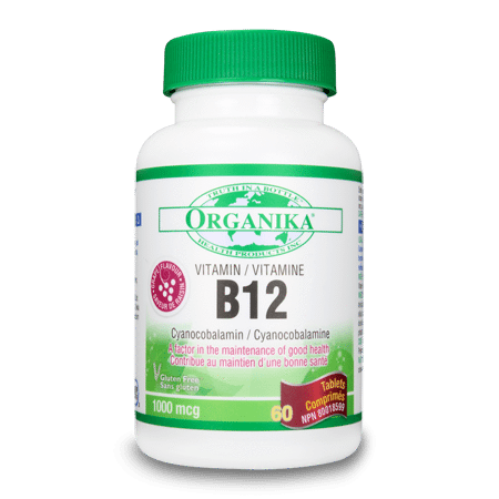 Vitamin B-12 (Cyanocobalamin) 60 softgels