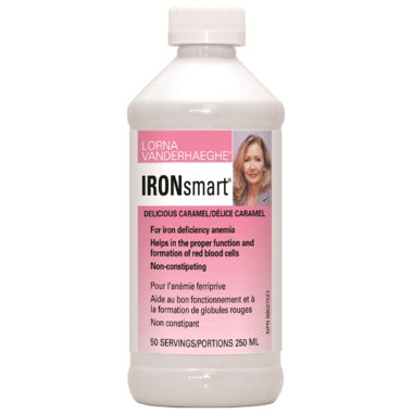 Iron Smart 250ml by Lorna Vanderhaeghe
