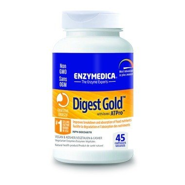 Digest Gold w/Probiotic 45 Caps