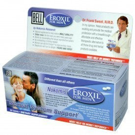 Bell Eroxil for Men 30 Capsules