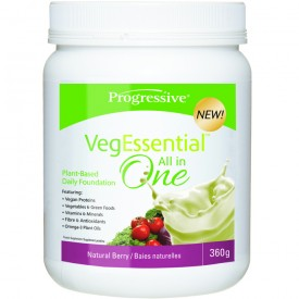 Progressive VegEssential All in One Berry 360g