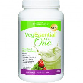 Progressive VegEssential All in One Berry 840g