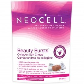 Neocell Collagen Beauty Bursts Fruit Punch 60 Packs