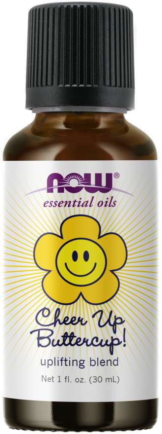 NOW Cheer Up Buttercup! Essential Oil Blend 30ml