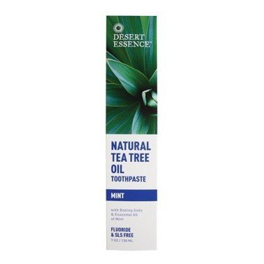 Desert Essence Toothpaste Tea Tree Oil w/ Mint 176 g