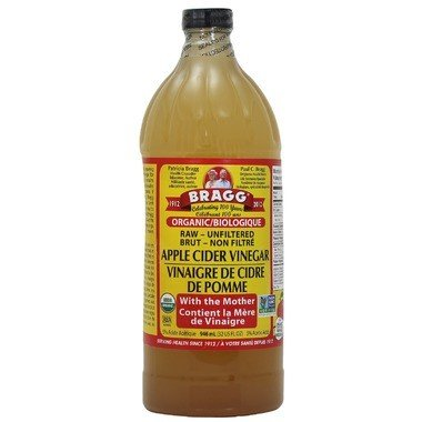 Bragg Organic Apple Cider Vinegar Glass 946ml