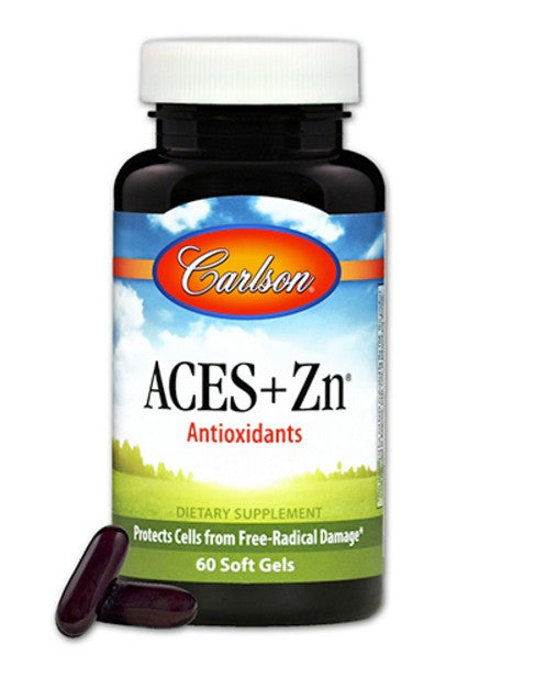 ACES + Zn 60 Softgels