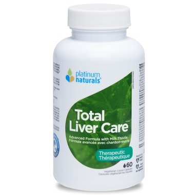 Platinum Total Liver Care 60 Softgels