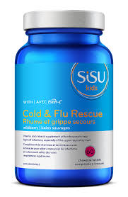 Cold & Flu Rescue 60  Chewable Tablets