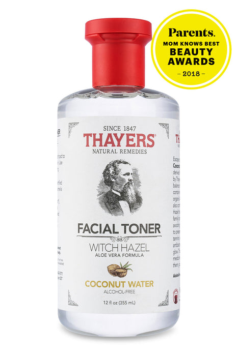 Thayers Witch Hazel Toner Coconut Water Alcohol Free 355ml