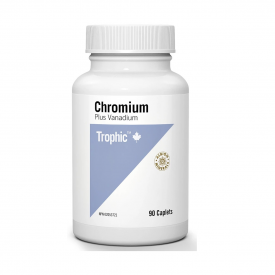 Chromium & Vanadium 60 Caplets