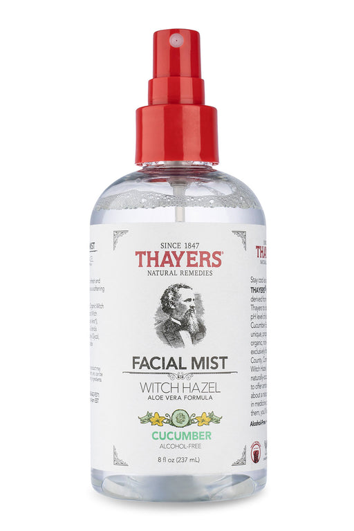 Thayers Facial Mist Witch Hazel Cucumber 237ml