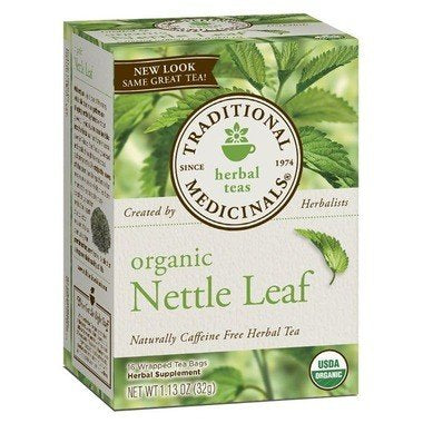 Traditional Medicinals Organic Nettle Leaf Tea 20 Bags