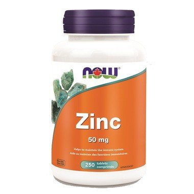 Zinc Gluconate 50mg 100 Tabs