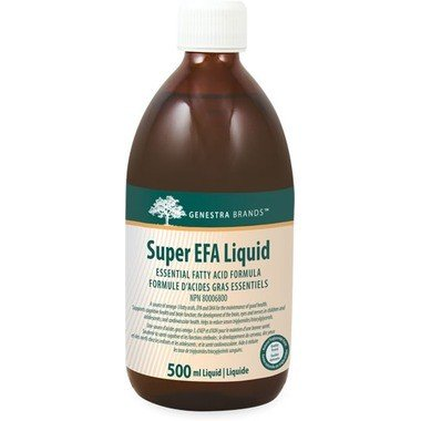 Genestra Super EFA Liquid Orange 500ml