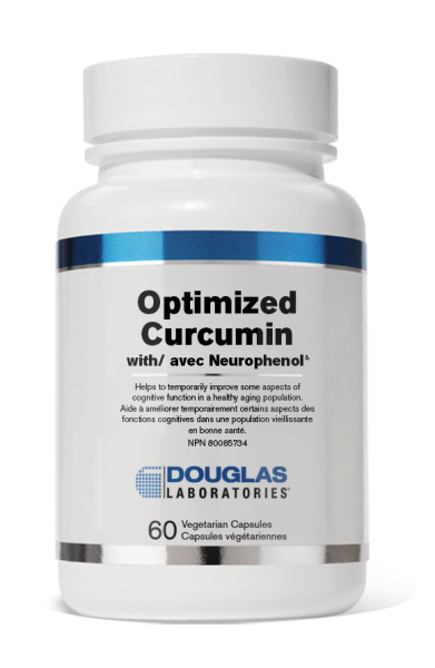 Douglas Optimized Curcumin With Neurophenol