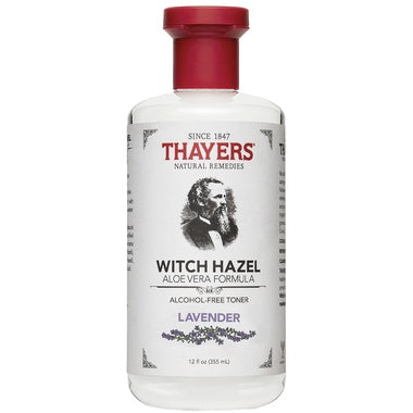 Thayers Witch Hazel Toner Lavender Alcohol Free 355ml