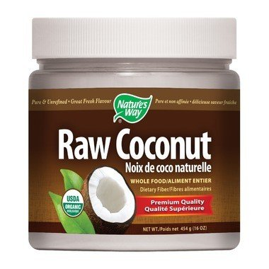 Raw Coconut 454g