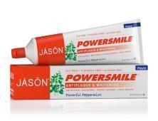 Jason Toothpaste Power Smile Peppermint 170g