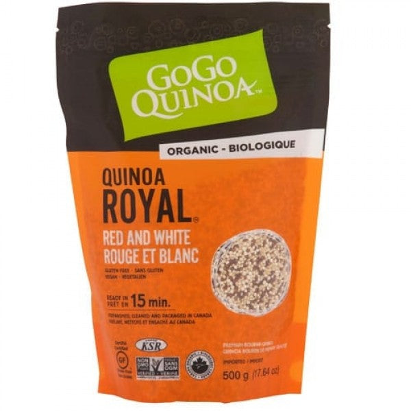 GoGo Quinoa Royal Red & White 500g