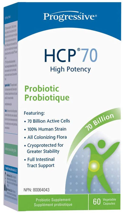HCP 70 70 Billion High Potency