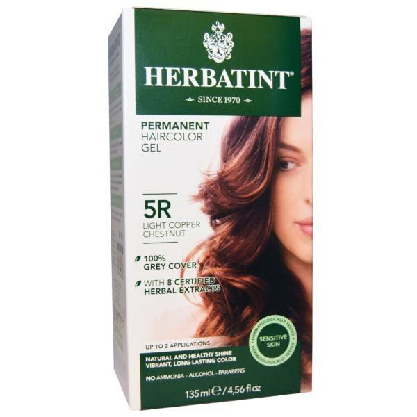 Herbatint 5R - Light Copper Chestnut