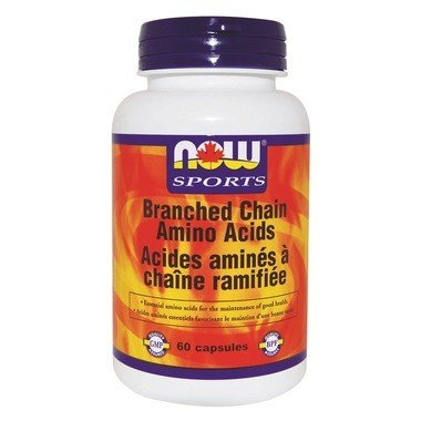 Branched Chain Amino Acids 60 Caps