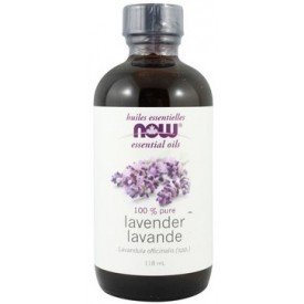 Now Lavender Essential Oil 118ml