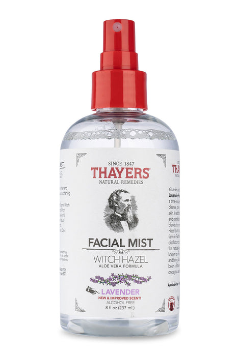 Thayers Facial Mist Witch Hazel Lavender 237ml